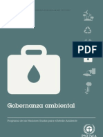 Environmental Governance Sp