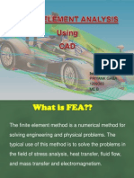 What is FEA