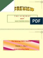 Sales Training Demo