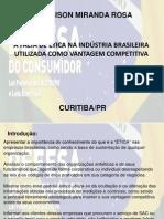 A falta de ética na indústria brasileira HMR