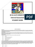 Ia Student Guide