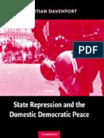 State Repression Domestic Democratic Peace
