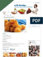 Batata-Surpresa Dauphine _ Dicas de Receitas