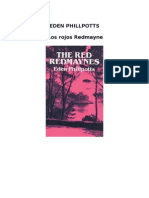 Phillpotts Eden - Los Rojos Redmayne