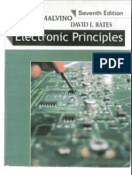 Electronic principles with simulation cd: albert paul malvino dr.