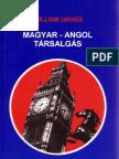 William Davies - Magyar-Angol Tarsalgas