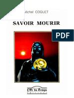 Coquet Michel Savoir Mourir