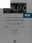 Valerio Salvatore Severino 2002 SMSR Tacchi Venturi