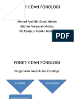 Fonetik Fonologi Dan Alat Artikulasi