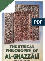 Ethical Philosophy of al-Ghazali - prof. M. Umaruddin