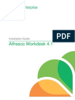 Alfresco Workdesk Installation Guide-4.1