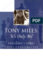 'It's Only Me' England's First Chess Grandmaster