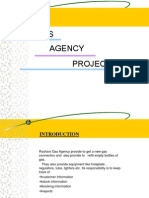 Gas Agency Management PPT