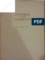 Control of the Elements - Thomas Printz