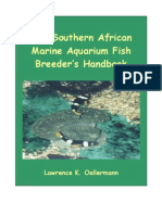 The Southern African Marine Aquarium Fish Breeder's Handbook