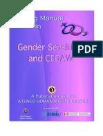 Gender Module - Training Manual