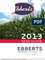 2013 Ebberts Seed Guide