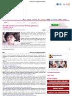 Marilena Chauí_ _Jovens deram passo na politização_