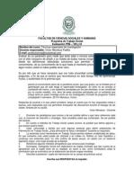 Evaluacion VIII - 2013-II