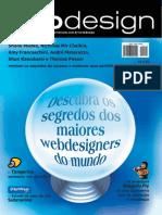 Revista Webdesign - Ano I - Número 04 - Descubra os segredos dos maiores webdesigners do mundo