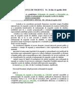 090_ordonanta de Urgenta Privind Concediile Medicale