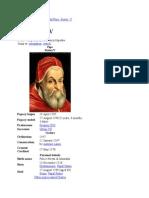 Papa Peretti