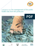 Dangers of Doctor Fish