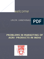 marketing problems of agriculture in india