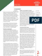 p p Assessment
