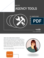 eBook - Guide to Online Agency Tools