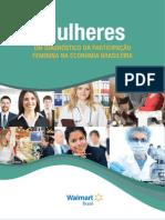 Walmart Relatorio de Sustentabilidade Mulheres Portugues