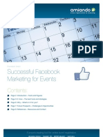 Facebook Marketing for Events Amiando