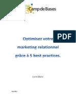 Optimiser Son Marketing Relationnel