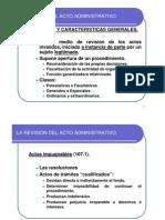 02-La Revision Del Acto Administrativo
