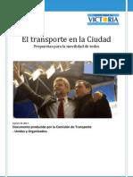 El transporte en la Ciudad de Buenos Aires