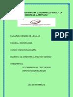 Informacion Formativa III Ope
