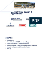 Pipeliners - Control Valves 11-9-09