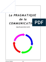 La Pragmatique de La Communication