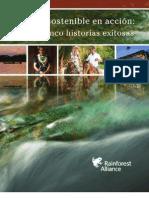 Turismo Sostenible en Accion Cinco Historias de Exito