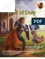 D&D 3rd Edition - Call of Duty