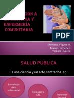 Enfermeria Comunitaria 1 -Salud Comunitaria