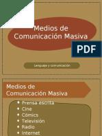 Resumen Medios de Comunicación Masivos