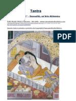 Tantra - Parte 1 e 2- Sessualit Unarte Alchemica