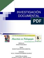 INVESTIGACIÓN DOCUMENTAL.ppt