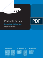 Portable Series User Manual FR