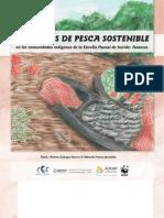 Acuerdos de pesca sostenible en las comunidades de la Estrella Fluvial de Inírida