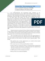Tvm Final Appraisal Report 2