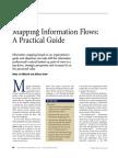 Betty and Evatt. Mapping information flows... - Mapeamento da informação. Profissional da informação.