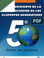 5º Apoyo a Geografía