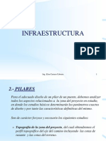 Infraestructuras en Puentes